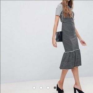 ASOS Tall Middi Dress